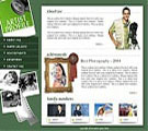 Southwoods Media provides Web Design services for Photographers and artists